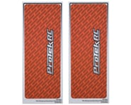 ProTek RC Universal Chassis Protective Sheet (Orange) (2) | relatedproducts