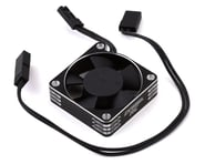 ProTek RC 35x35x10mm Aluminum High Speed HV Cooling Fan (Silver/Black) | relatedproducts