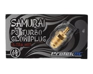 ProTek RC Gold P3 Samurai Turbo Glow Plug (Ultra Hot) | relatedproducts