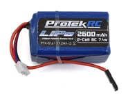 ProTek RC LiPo Kyosho & Tekno Hump Receiver Battery Pack (7.4V/2600mAh) | relatedproducts