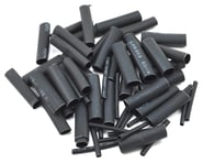 "ProTek RC 1.5, 5, 6 & 8mm Shrink Tubing Assortment Pack (Black) (20) (1"" Length) 
