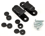 Random Heli 5.5mm-6.5mm Skid Clamp Assembly (Black) | relatedproducts