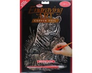 Royal Brush Manufacturing Copper Foil Tiger & Cubs | relatedproducts
