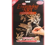 Royal Brush Manufacturing Copper Foil Hummingbird | relatedproducts