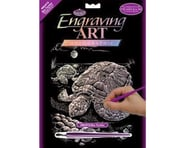 Royal Brush Manufacturing Holographic Foil Engrv Sea Turtle | relatedproducts
