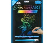 Royal Brush Manufacturing Rainbow Engraving Art Fairy Princess | relatedproducts