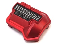 RC4WD CChand TRX-4 Bronco Aluminum Diff Cover (Red) | relatedproducts