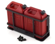 RC4WD CChand 1/10 Dual Portable Jerry Cans w/Mount (Red) (2) | alsopurchased