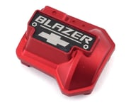 RC4WD CChand TRX-4 Chevy K5 Blazer Aluminum Differential Cover (Red) | alsopurchased