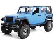 RC4WD Cross Country 1/10 RTR Off-Road Crawler w/Black Rock Four Door Body (Blue) | relatedproducts