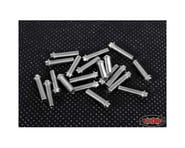 RC4WD Miniature Scale Hex Bolts (Silver) (20) (M3x12mm) | relatedproducts