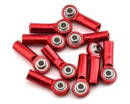 RC4WD M3 Bent Medium Aluminum Rod Ends (Red) (10)   relatedproducts