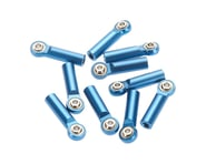 RC4WD M3/M4 Long Straight Alum Rod Ends Blue (10) | relatedproducts