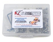 RC Screwz Associated RC10 Classic Stainless Steel Screw Kit | relatedproducts