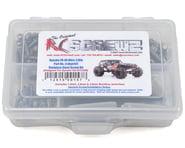 RC Screwz Kyosho FO-XX Nitro 1/8th Stainless Steel Screw Kit | product-related