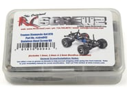 RC Screwz Traxxas Stampede VXL 4x4 Stainless Steel Screw Kit   relatedproducts