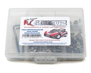 RC Screwz Traxxas 1/10 Rally Racer Stainless Steel Screw Kit | alsopurchased