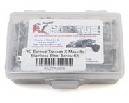 RC Screwz Traxxas X-Maxx 8S Stainless Steel Screw Kit | alsopurchased