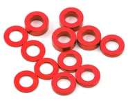 Ruddog 3mm Washer Set (Red) (0.5mm/1.0mm/2.0mm) | relatedproducts