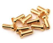 Ruddog 4mm Gold Male Bullet Plug (10) (12mm Long) | relatedproducts