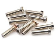 Ruddog 4mm Silver Male Bullet Plug (10) (18mm Long) | relatedproducts