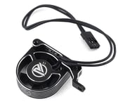 Revolution Design B74 Aluminum Fan Mount w/Ruddog 30mm HV Fan (Black) | relatedproducts