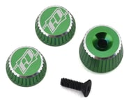 Revolution Design M17 Dial & Nut Set (Green) | relatedproducts