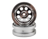 "Redcat Gen8 Non-Beadlock 1.9"" Wheels (Chrome) (2) 