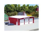 Rix Products HO KIT Fire Station, Red | relatedproducts