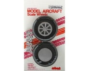 Robart U-300 Scale Wheels,3"