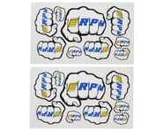 RPM Fist Logo Decal Sheets | alsopurchased