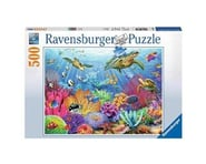 Ravensburger Tropical Waters Puzzle (500-Piece) | alsopurchased