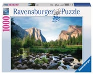 Ravensburger Yosemite Valley - 1000 Piece Puzzle | relatedproducts