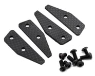 SAB Goblin Carbon Fiber Landing Gear Stiffener Set (4) | relatedproducts