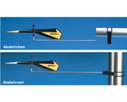 Davis Black Max Pole Mounted Wind Indicator | relatedproducts