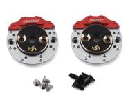 Samix Enduro Brass Rear Brake Adapter Set w/Scale Brake Rotor & Caliper | relatedproducts