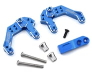 Samix Element Enduro Front Shock Plate (Blue) | relatedproducts