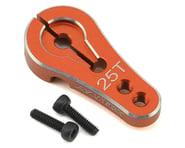 Samix Aluminum Clamp Lock Servo Horn (25T) (Orange) | relatedproducts