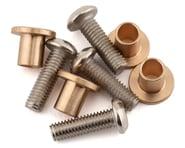 Samix SCX10 II Brass Knuckle Bushing Set (4) | alsopurchased