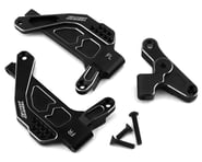 Samix SCX10 III Front Shock Plate (2) (Black) | product-also-purchased