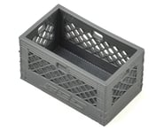 Scale By Chris Double Wide Milk Crate (Grey) | alsopurchased