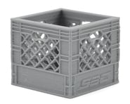 Scale By Chris Medium Milk Crate (Grey) | product-also-purchased