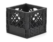 Scale By Chris Small Milk Crate (Black) | relatedproducts