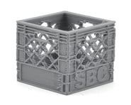 Scale By Chris Small Milk Crate (Grey) | alsopurchased