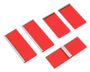 Scale By Chris Scale Shop Series Upper Cabinet Door Faces (Red) (5) | relatedproducts