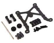 Schumacher Cougar Laydown Carbon Fiber X-Brace Conversion Set | alsopurchased