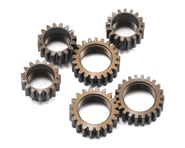 Serpent Aluminum Centax-3 Gear V2 Pinion Gear Set (6) | relatedproducts