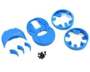 Sanwa/Airtronics M12/M12S Plastic Drop Down (Blue) | alsopurchased