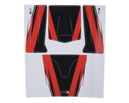 SOR Graphics Undercut Axial Capra Wrap (Black/Red/White - Gloss) | relatedproducts