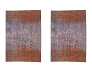 """SOR Graphics Universal Rusty Detail Sheet (12x14"""") (2) 